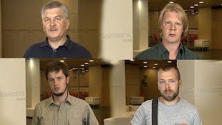 #freeAndrew: Colegas de Stenin piden liberar a su amigo
