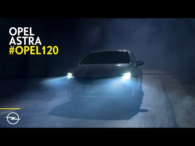 The Opel Astra: Born In Germany. Made For Us All