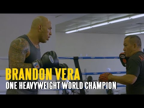 ONE VLOG | Brandon Vera's Training Camp Part 3