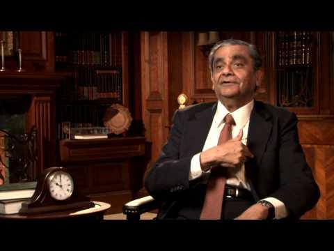 F2T - Prof. Jagdish Bhagwati Discusses Free Trade & Poverty Reduction