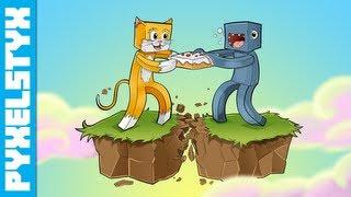 Minecraft SpeedART - StampyLongNose & iBallisticSquid - MagicAnimalClub