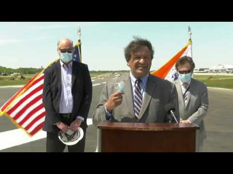 Westchester Airport Reopening Repaved Runway Closed During COVID Pandemic: Breakdown Of Cases