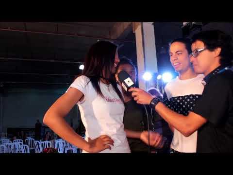 vídeo Felipe Dion entrevista candidatas a Miss Teen Osasco