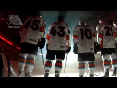 2012-13 Missouri Mavericks Opening Video #1
