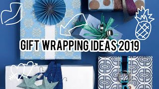 Christmas gift wrapping ideas 2019 | DIY | Philippines