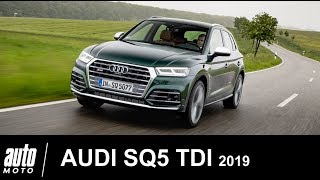 2019 Audi SQ5 TDI 347 ch ESSAI POV Auto-Moto.com