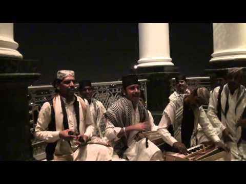 Qawwali Extraordinaire at the Taj Falaknuma Palace of Hyderabad