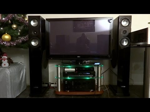 Canton Karat 709 DC Soundtest and review...my best speakers ever