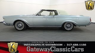 1969 Lincoln Continental Mark III - Gateway Classic Cars Indianapolis - #506 NDY