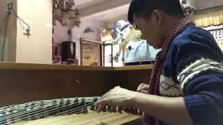 Mai hoa lệ (đàn tranh guzheng mini)