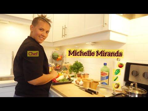 Master Chef   Michelle Miranda.