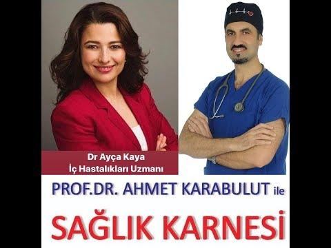 EN İYİ BESLENME ŞEKLİ HANGİSİ? (EN TEMEL BİLGİLER) - DR AYÇA KAYA - PROF DR AHMET KARABULUT