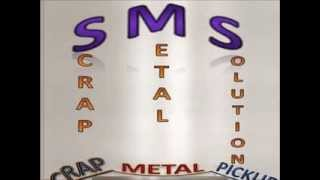 SCRAP METAL SOLUTION!  FREE SCRAP METAL PICKUP ALL OVER ORANGE COUNTY, CA!