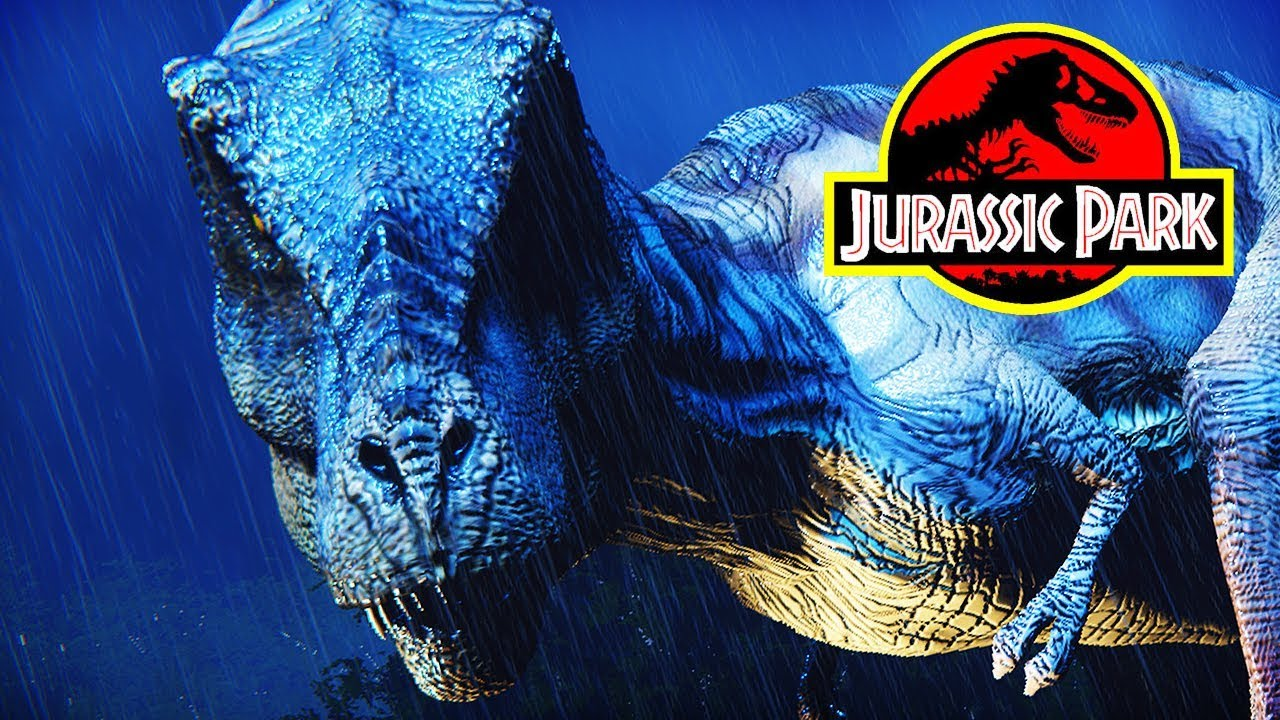 LIKE BEING IN JURASSIC PARK! | T-Rex Breakout VIRTUAL REALITY (Free Dinosaur Game)