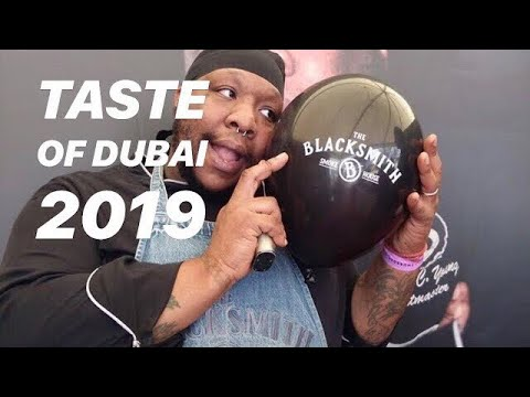 Taste of Dubai 2019 | #Food & Music #Festival | #American #Barbecue In #Dubai