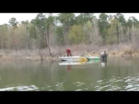 Pre-Tournament Report from Sam Rayburn Reservoir with Clark Wendlandt