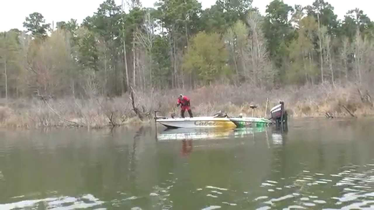 Pre tournament report from sam rayburn reservoir with for Sam rayburn lake fishing report