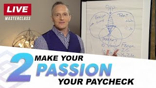 HOW TO CREATE INCOME BASED ON YOUR PASSION - Brian Rose   London Real