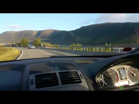 A87 Isle of Sky to Fort William