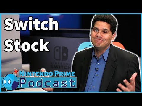 """Nintendo """"Dramatically Over-delivered"""" on Switch Stock 