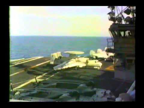 USS Midway - South China Sea - 1985