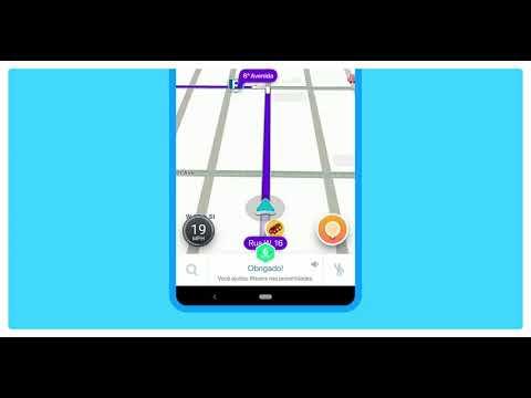Waze + Google Assistant Brasil