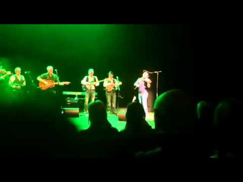 Drunken lullabies Omagh And Knotty Pine '' Danny Boy''  Strule Arts Omagh 19/2/16