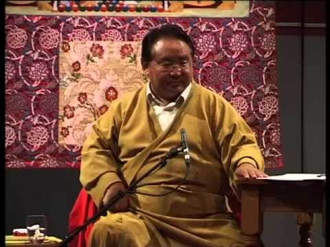 Sogyal Rinpoche ~ Finding Peace, Compassion and Wisdom in a Complex World