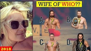 WWE QUIZ - Only True Fan Can Guess All WWE SUPERSTARS by their Wife or Husband