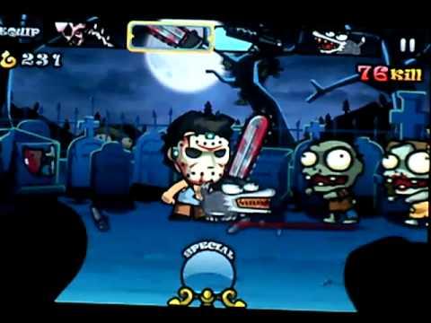 how to play zombie tsunami on ipad