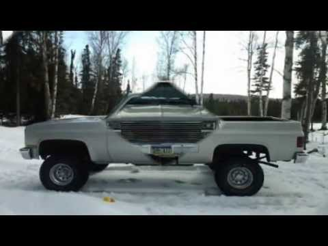 1985 Chevrolet K10 Classic Truck In Wasilla Ak Youtube