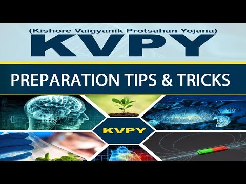 Preparation Tips and Tricks to Crack KVPY Exam