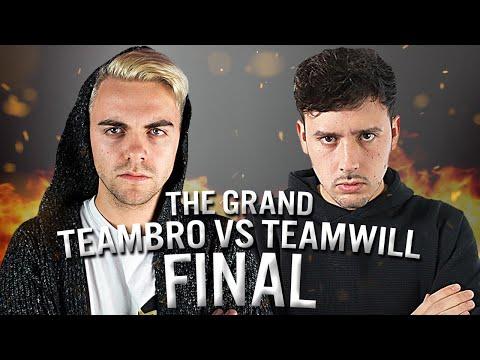 Das FINALE! 🔥 TEAMBRO vs TEAMWILL 🚀 STAFFEL 2!