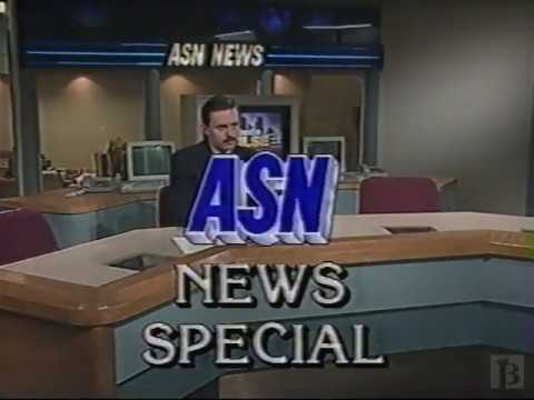 ASN News Special - PM Brian Mulroney on Meech Lake Accord 1990