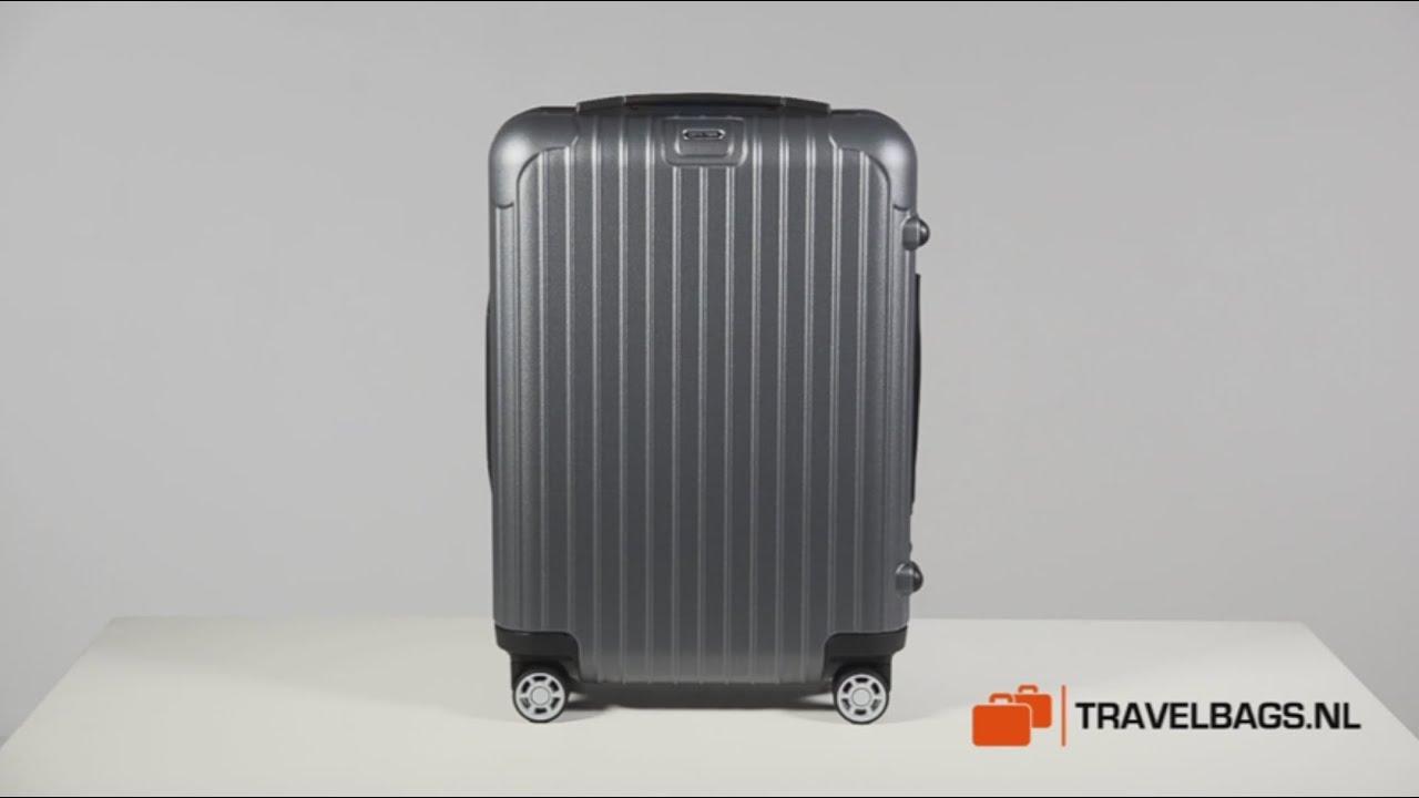 Etonnant Rimowa Salsa Cabin Multiwheel IATA