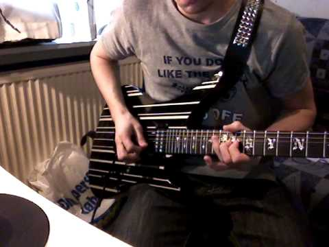 Avenged Sevenfold - Tension (Solo Cover)