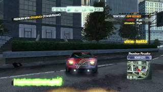 The Newbs first Co-Op: Burnout Paradise (part 2)