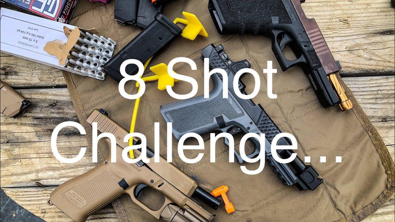 8 Shot Challenge #2AStrong #Challenge #8Shot