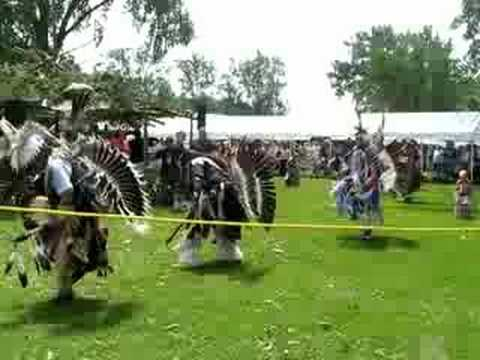 Three Fires Traditional Pow Wow