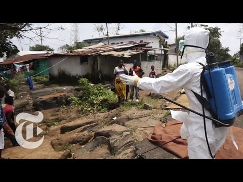 Ebola Virus Outbreak: How the U.S. Will Try to Stop It | Times Minute | The New York Times