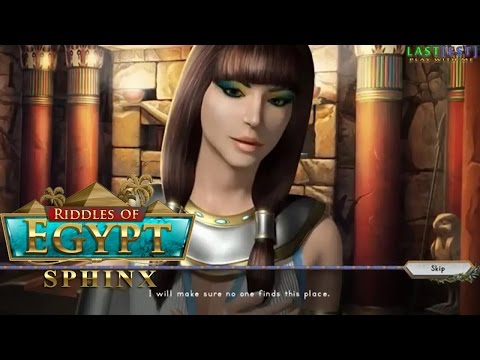 Riddles of Egypt: Oasis