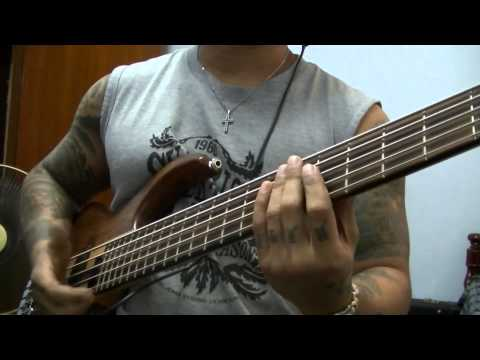 Love Games - Level 42 ( Bass Guitar Cover )