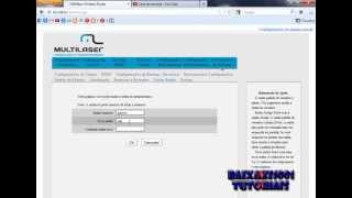 Como Configurar Roteador Multilaser Wireless Wifi