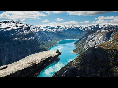 5 самых красивых мест Норвегии для потрясающего фото!
