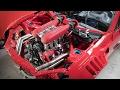 Toyota GT86 with Ferrari 458 V8 Engine