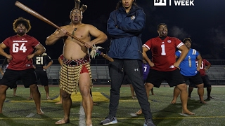 4-Star TE Josh Falo Makes Commitment After Intense Haka Dance Performance