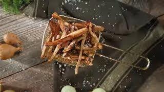 Frytki z pietruszki - przepis na idealną przekąskę! [Sztuka mięsa]