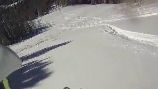 Early Season Utah Powder Skiing : 2014 - Ski Edit #1