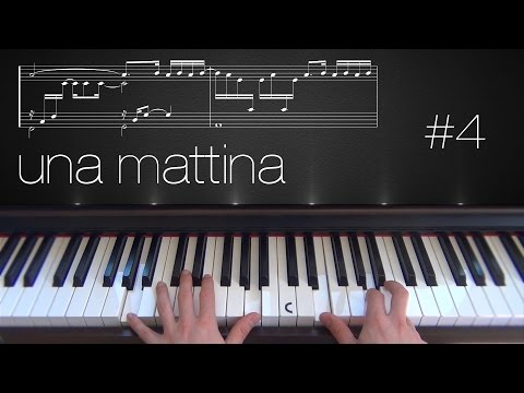 Una Mattina ~ Piano Tutorial ~ Part 4