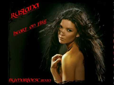 Ruslana - Heart on fire